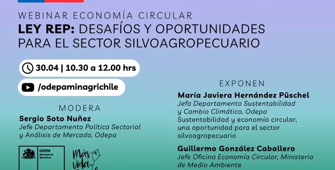 Seminario sobre Economía Circular y Ley REP