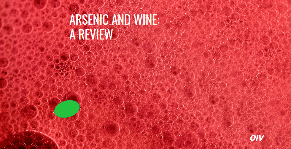 OIV ARSENIC AND WINE A REVIEW